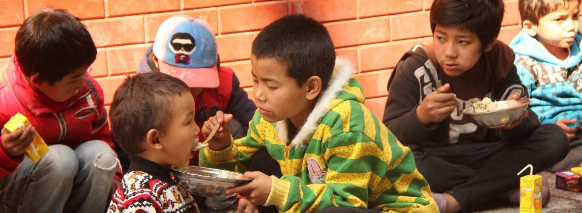 School life in Nepal