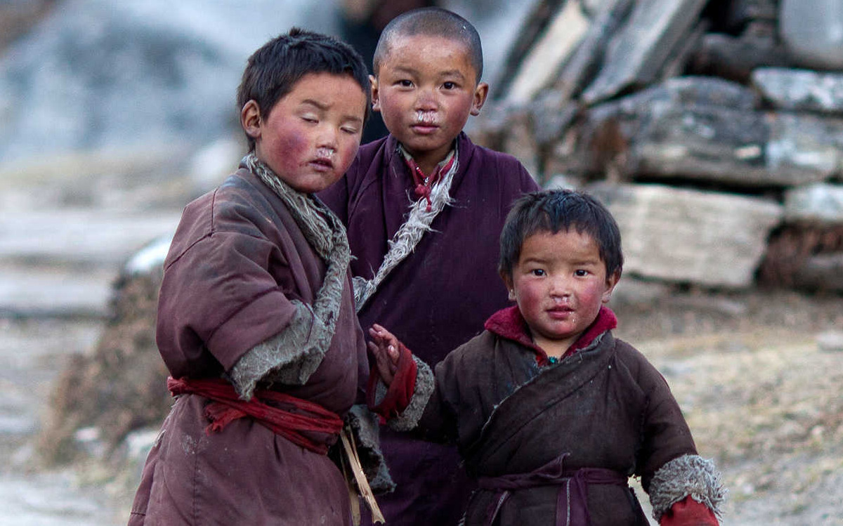 SMD School for Himalayan Children