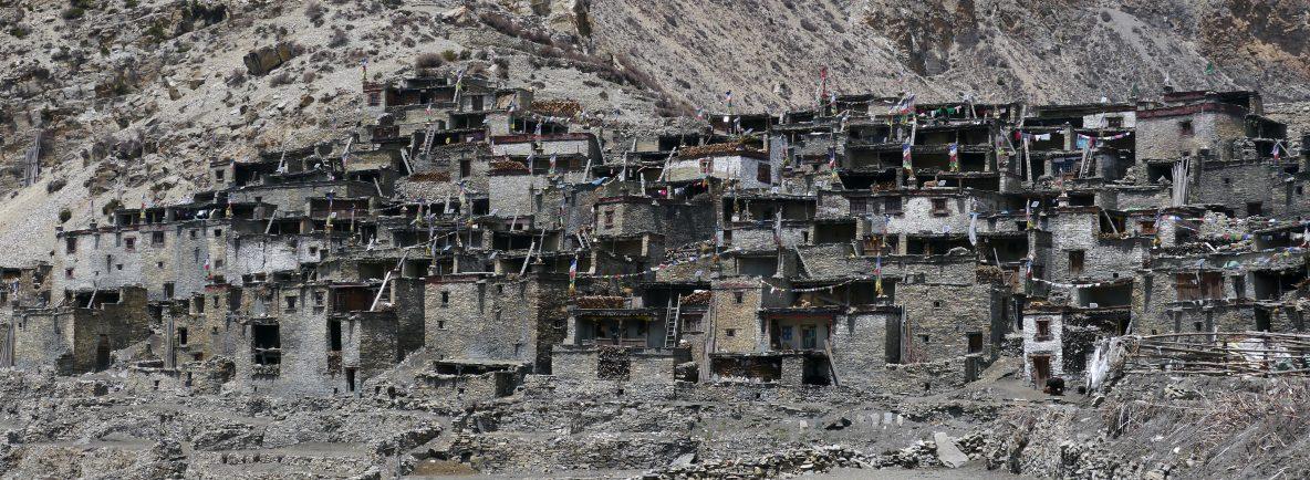 Nar Village Nepal