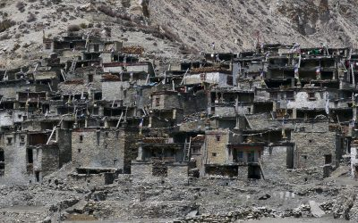 From the High Himalayan Villages