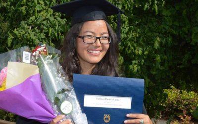 SMD Alumni Graduate in Canada