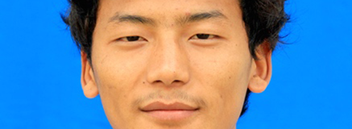 SMD alum Tsewang Gyurme from Lho village, Gorkha Nepal