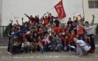 SMD Sports Day Celebrations