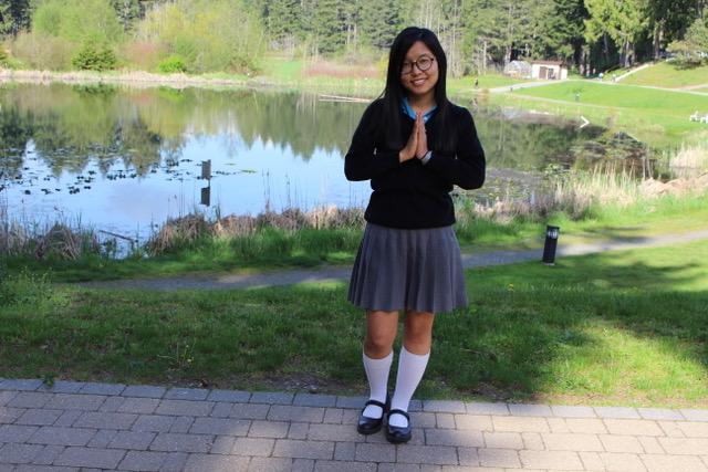 Tsewang Diki at Shawnigan Lake School 2