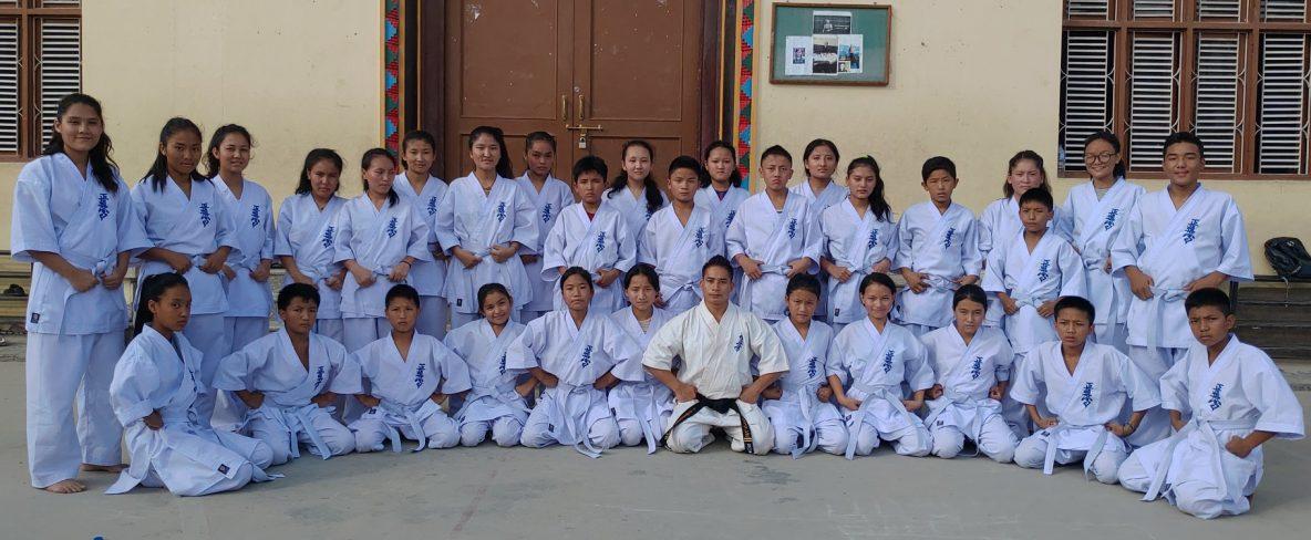 SMD School Karate Kids