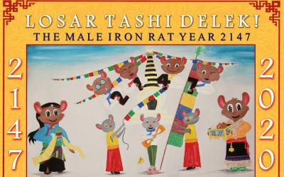 Losar Tashi Delek 2020