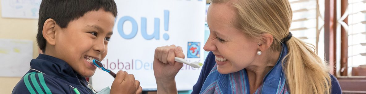 Global Dental Relief at SMD School